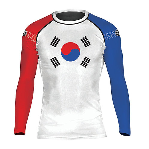 """KNOXX """"Heritage Korea""""  Rashguard"""