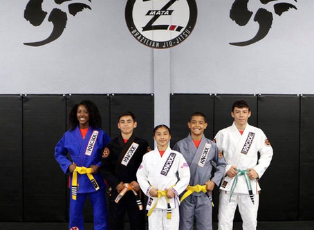 Meet some of champions on the KNOXX Youth Competition team