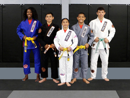 5 Tips For Parents to Help Their Kids Enjoy Jiu-Jitsu Even More