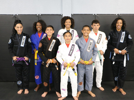 Here's How Martial Arts Can Give Your Child An Edge In School