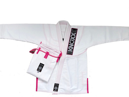 Kusari V2 in White/Pink now available