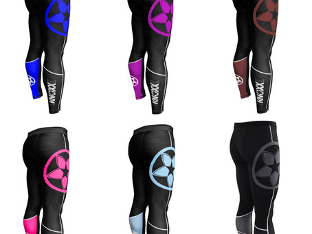New Jiu Jitsu Spats have arrived! Adults and Youth sizes available