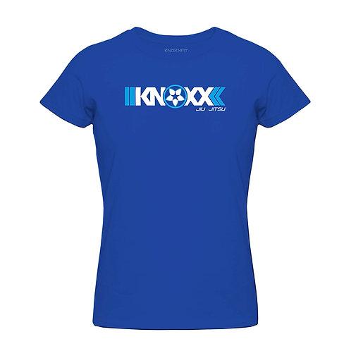 "KNOXX Women Shirt ""Mon"" -Royal"