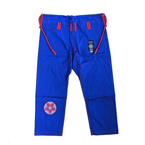 "KNOXX Jiu Jitsu ""Kusari V2"" PANTS ONLY- Blue Gi"