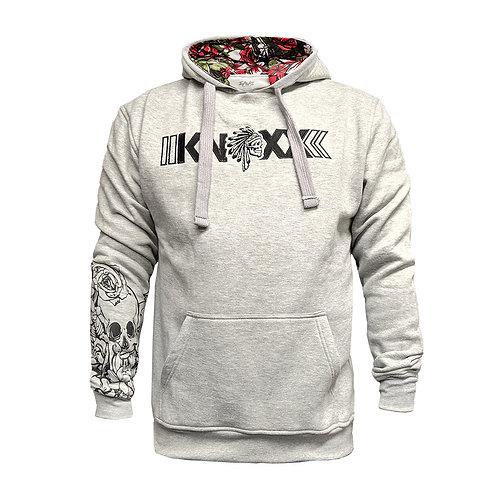 KNOXX x SAVS Brand  Pullover Hoodie- Gray