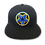 "Thumbnail: KNOXX Jiu Jitsu ""Mon"" Snapback Cap -Blue"