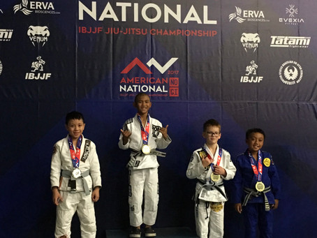 Congrats to KNOXX youth athlete, Eli Pascual
