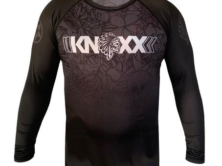 KNOXX x SAVS Rashguard collaboration
