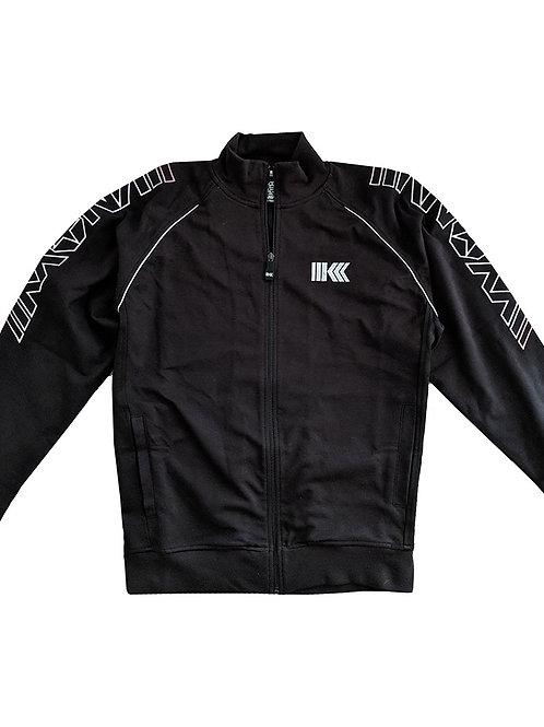 KNOXX Track Jacket - Grey/Grey