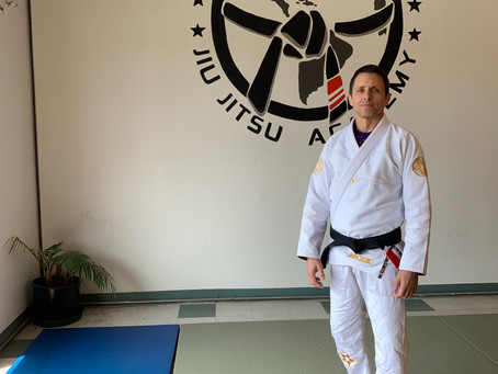 One World Jiu Jitsu Owner/ Coach - Mike Prudencio