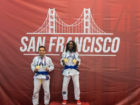Great job by everyone at Jiu JitsuWorld League - San Francisco