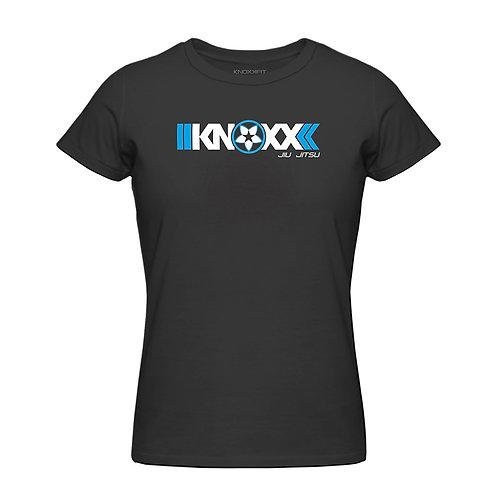 "KNOXX Women Shirt ""Mon"" -Black"