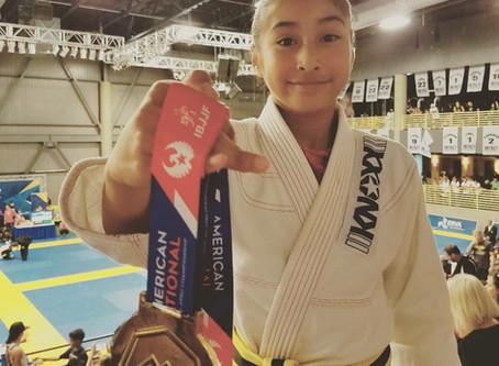 CongratsDania Silva - 2017 National Champion!
