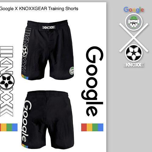 GOOGLE x KNOXX TRAINING SHORTS