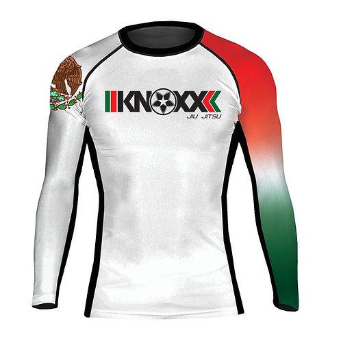 """KNOXX """"Heritage Mexico"""" Youth  Rashguard"""