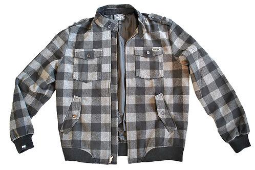 "KNOXX ""Checkered"" Jacket"