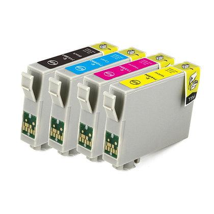 Compatible Epson T0711-714