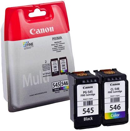 Genuine Canon 545/546