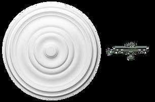 ASR007 L 48,5 x H 3,7 x l 48,5 cm