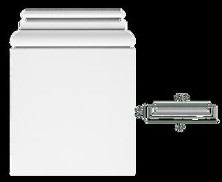 ASCP 8 Base dorique pour pilastres