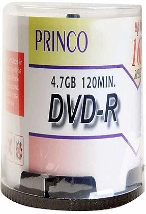 Princo 16X Logo DVD-R 100 Discs