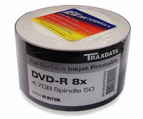 Traxdata FF Printable DVD-R
