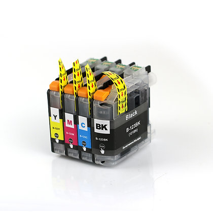 Compatible Brother LC123