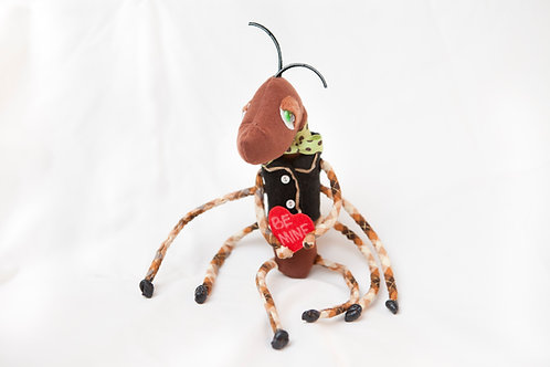 Hand-Crafted Creepy Crawly