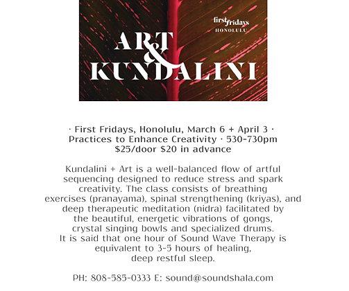 Art & Kundalini