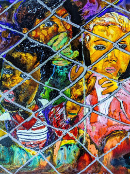 Fenced In by Gale Gladney-Anderson