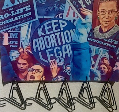 Keep Abortion Safe by Kim Foley