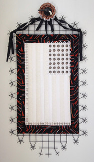 The Flag of the United States of Ammunition by Carol Williams