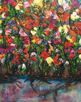Floral Fusion by Delia Mychajluk