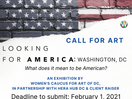 New Call for Art: Looking for America