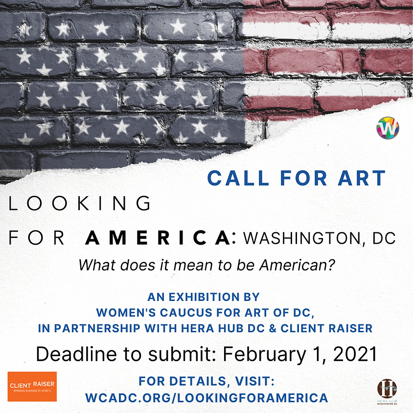 Looking for America Call for Art