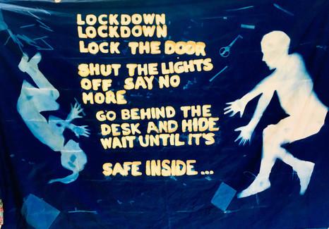 Lockdown by Lea Craigie-Marshall