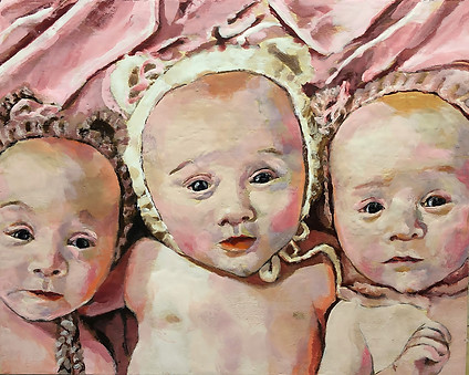 Three by Linda Lowery