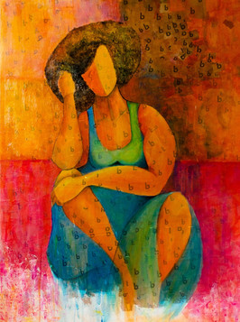 My Color is Tired by Sandra Davis