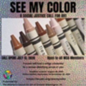 Call for Art: See my color