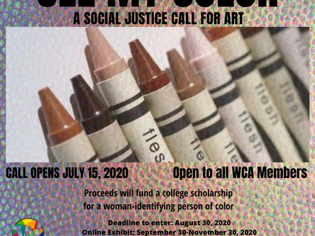 See My Color: A Social Justice Call for Art