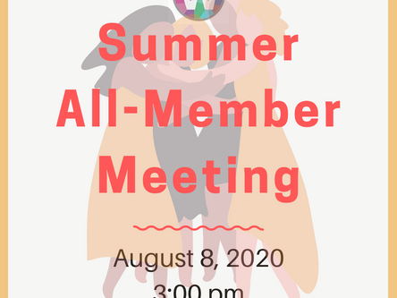 Summer All-Member Meeting