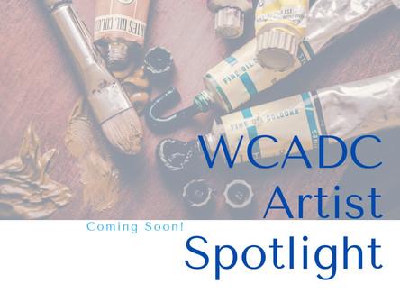 New Feature: Artist Spotlight