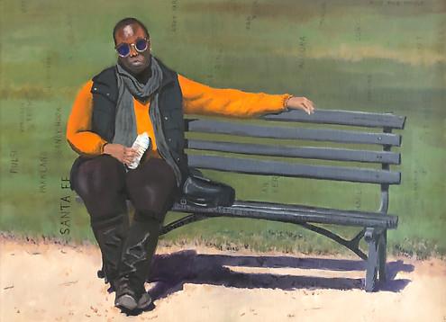 Wearing Orange by KatherineRichards