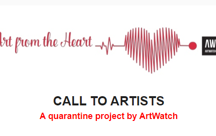 Art from the Heart - Call to Artists from Artwatch