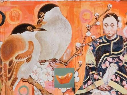 National Women in the Arts Scavenger Hunt: #5WOMENARTISTS