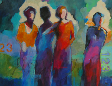 We Are Many And One by Rosa Ines Vera