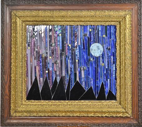 Night Sky by Jane Pettit