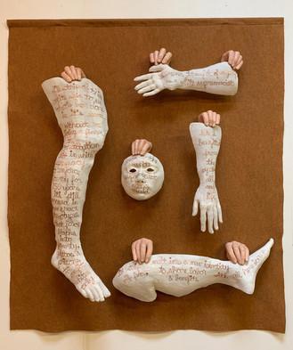 Strip It Off by Margaret Parker
