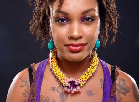 Meet the Juror for See My Color, Zsudayka Nzinga Terrell