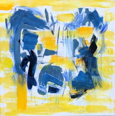 Black And Blue by Camilla David